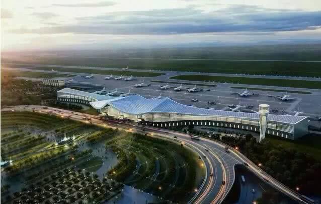 厉害了,大南通,北沿江高铁有望新机场设站,打造