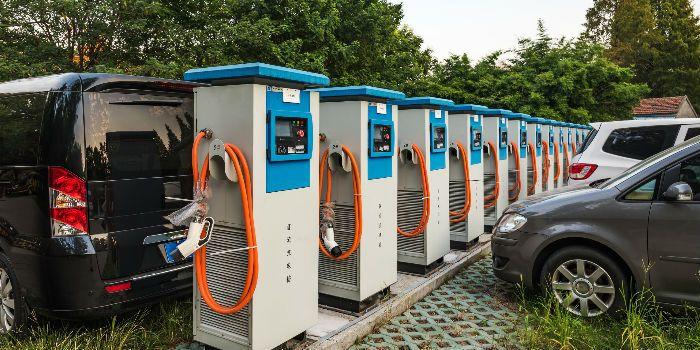 充电桩行业
