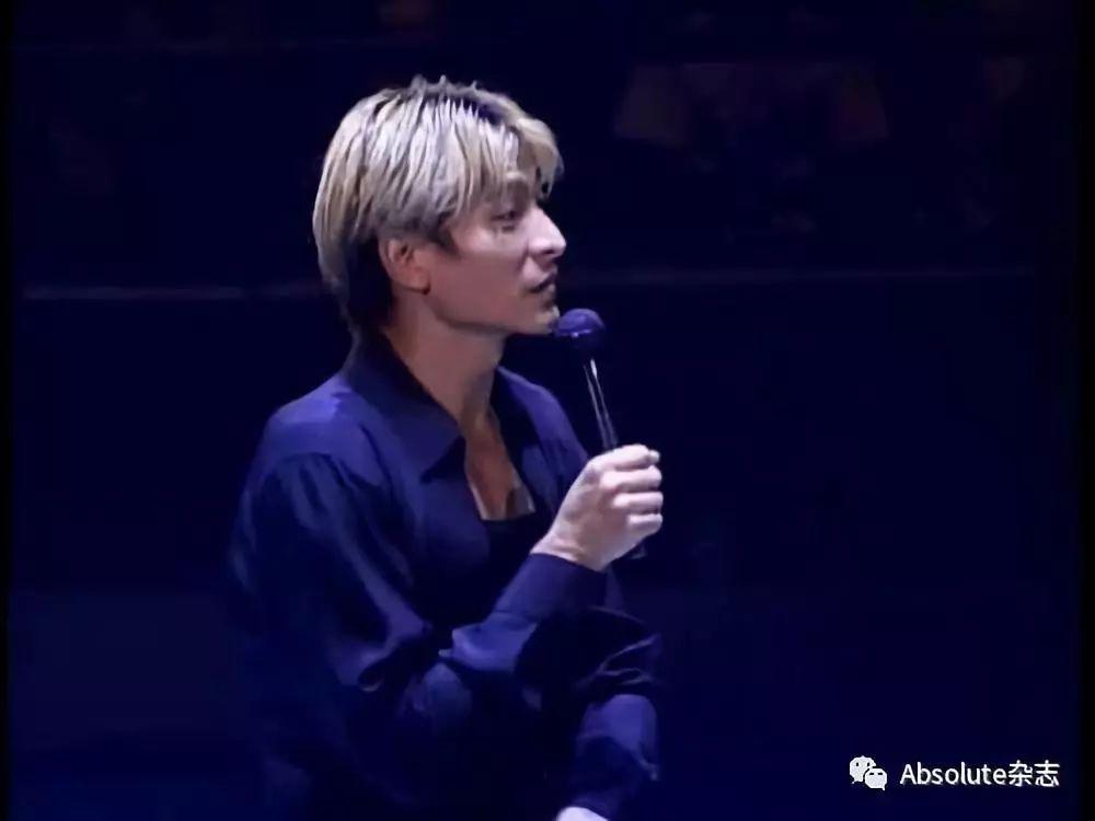 1999年演唱会满场的劲歌热舞确立了刘德华演唱会的风格品牌.图片