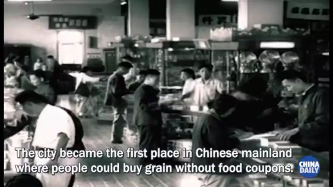 看中国餐桌风云变化,石家庄长颈鹿美语分享