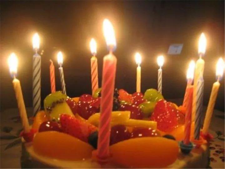 生日快乐精辟语句
