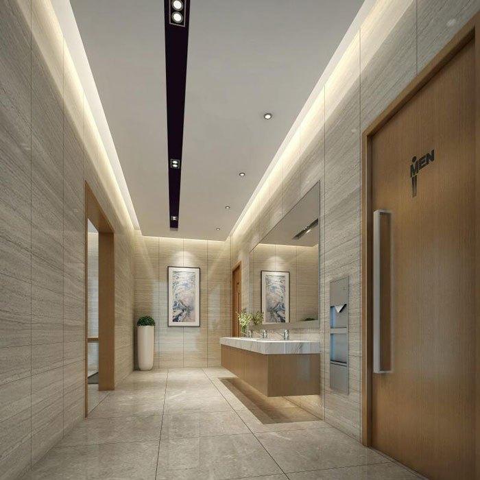 杭州城站办公室装修设计效果图