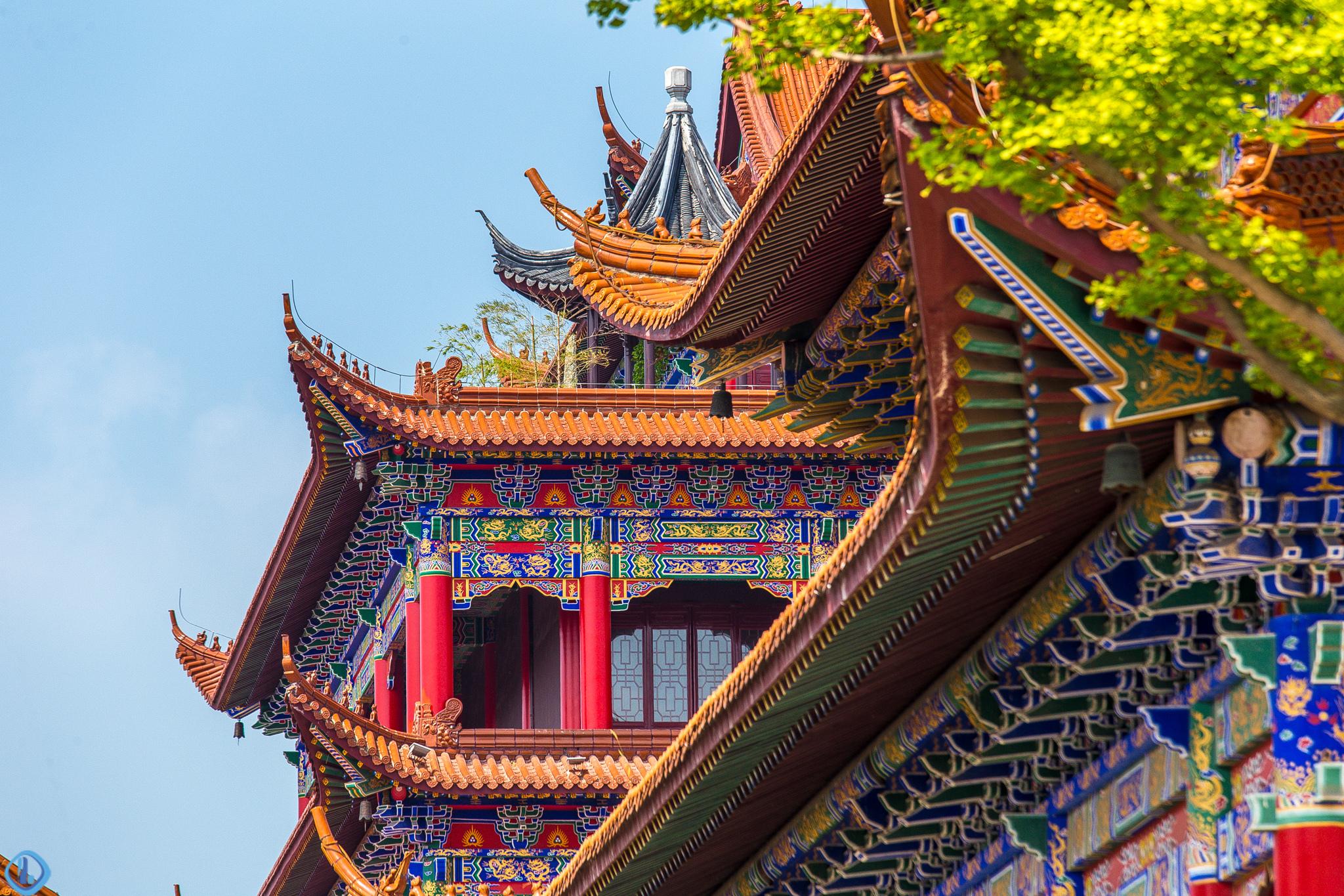 阳澄湖畔的皇罗禅寺,阿庆嫂的原型竟然在这里