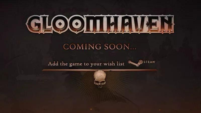 BGG头名桌游《Gloomhaven》将由Asmodee Digital推出数字版本