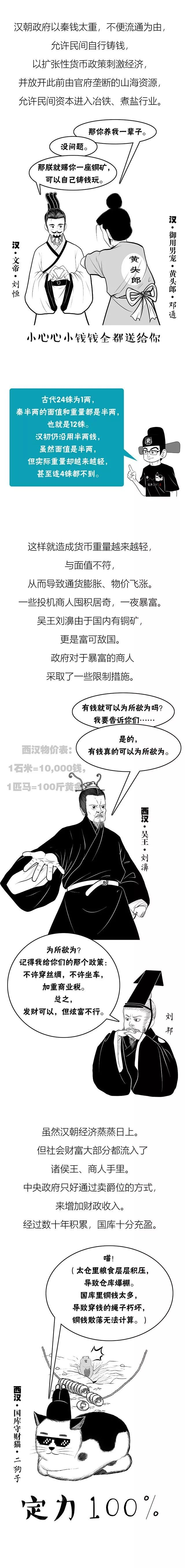 支撑盛世的汉武帝财政:割完韭菜薅羊毛