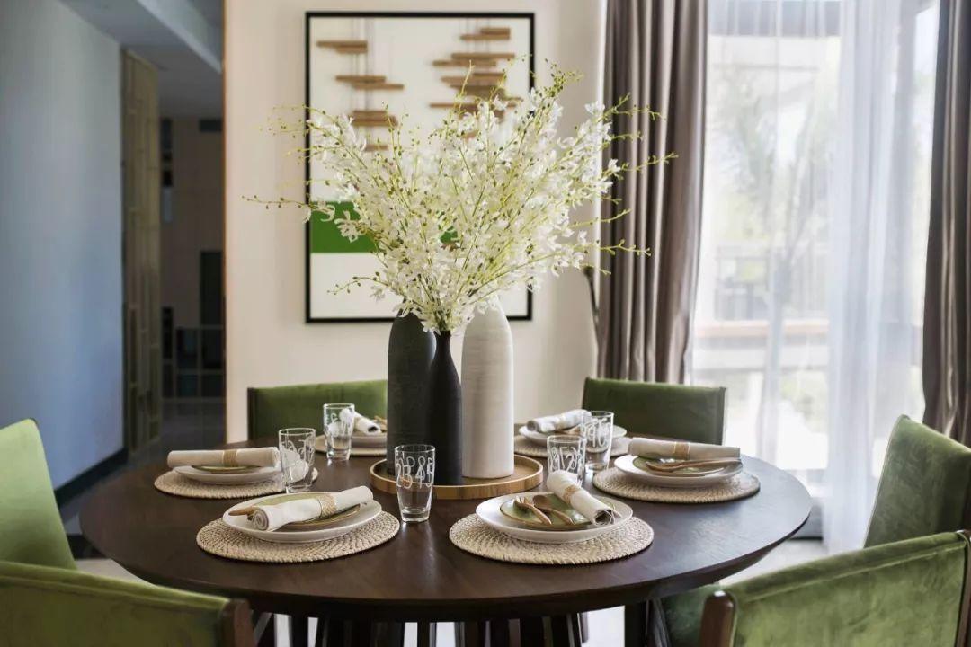 你可见过这样的中式家居?诗与茶的交融!