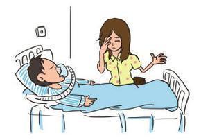 丈夫病危妻子微笑 女医生从中发现了骇人的线索图片