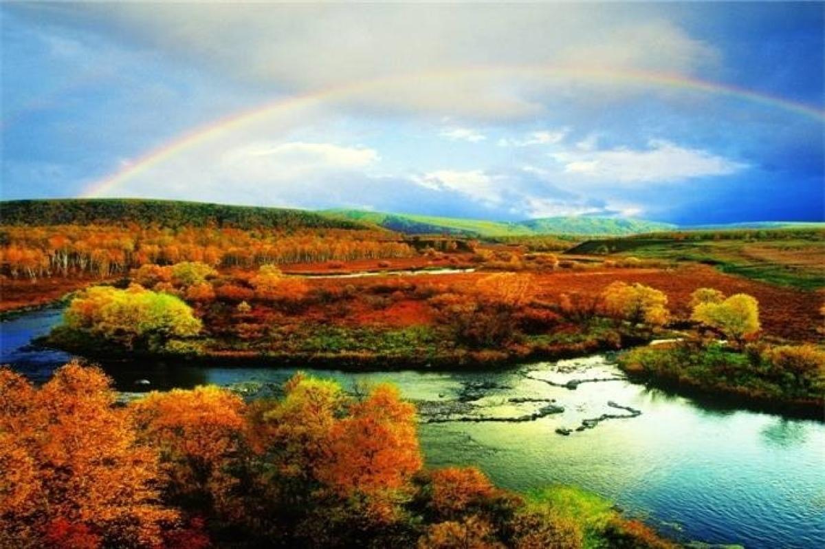 内蒙古这个景区美得无法言语,门票不贵,却没人来玩