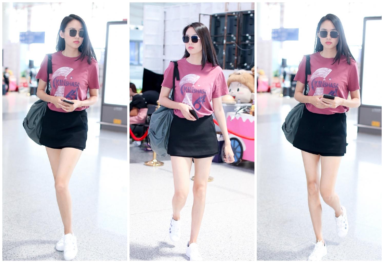 世界小姐张梓琳穿1400薄纱裙优雅又清新,网友:气质不得不服