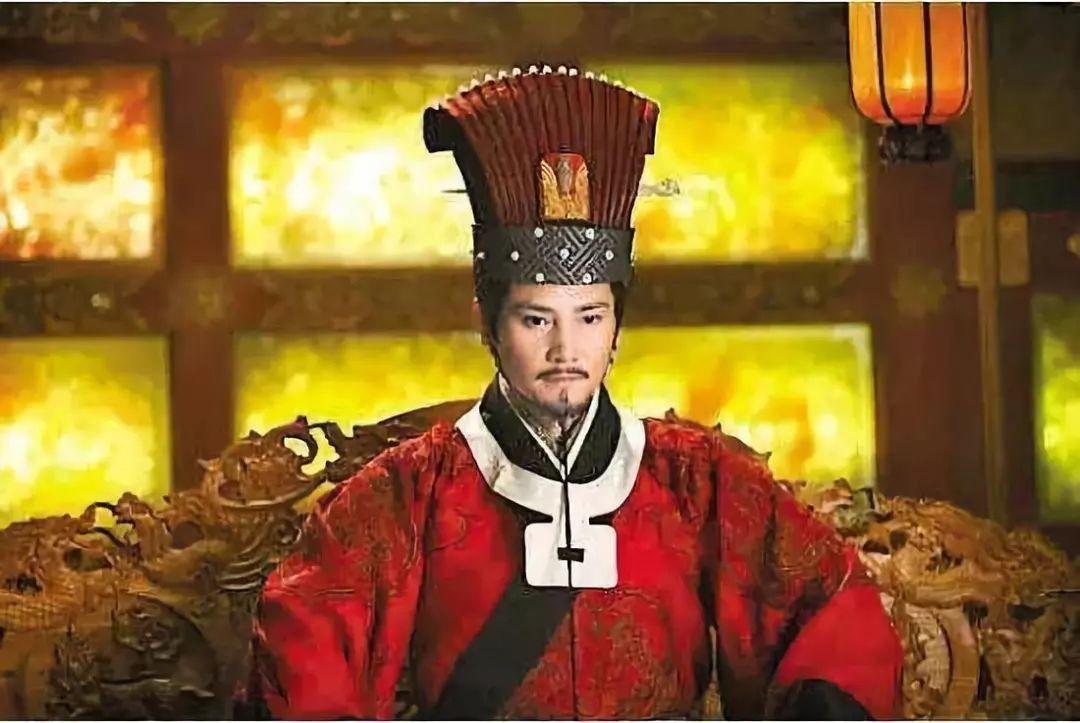 汉�z(�X[_柴荣驾鹤西去以后,周恭帝继位,派遣赵匡胤对抗契丹与北汉联军.