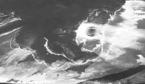 中国ufo悬案图片