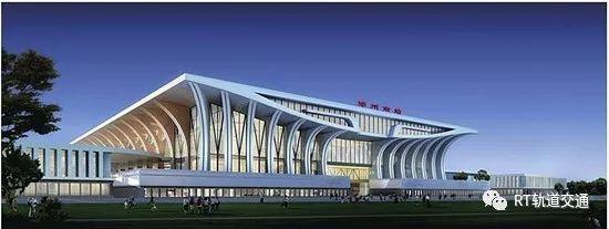 重磅| 鄭州高鐵南站最終設計方案敲定 中原城市群城際