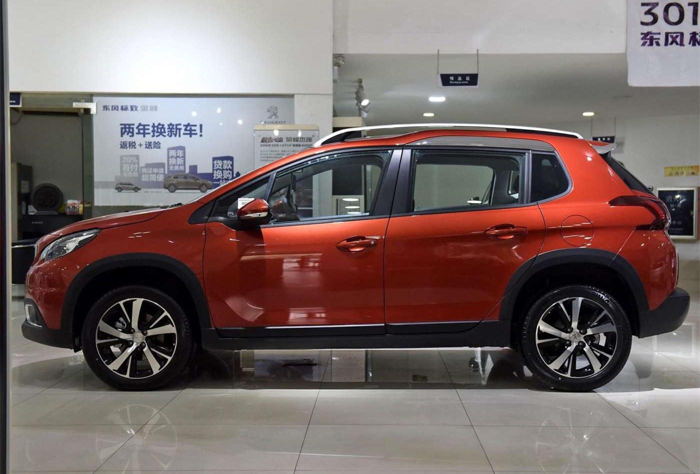 最便宜合资四缸SUV自动挡配6AT变速器顶配12万