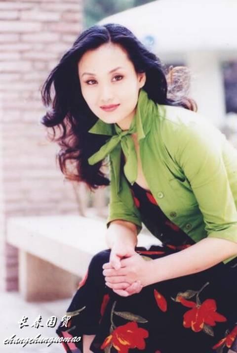 上世纪80年代末,李颖开始从t台模特转入平面模特,1992年参加中国第一