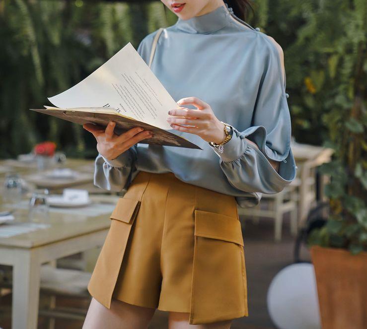 别再学金秘书怎么穿了这堆OL风女装才是你该看的!