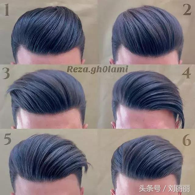 2018男士流行发型大搜罗(欧美风)图片