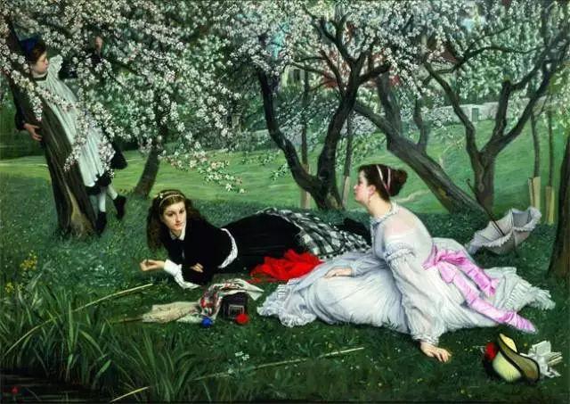 欧洲19世纪绘画精品展