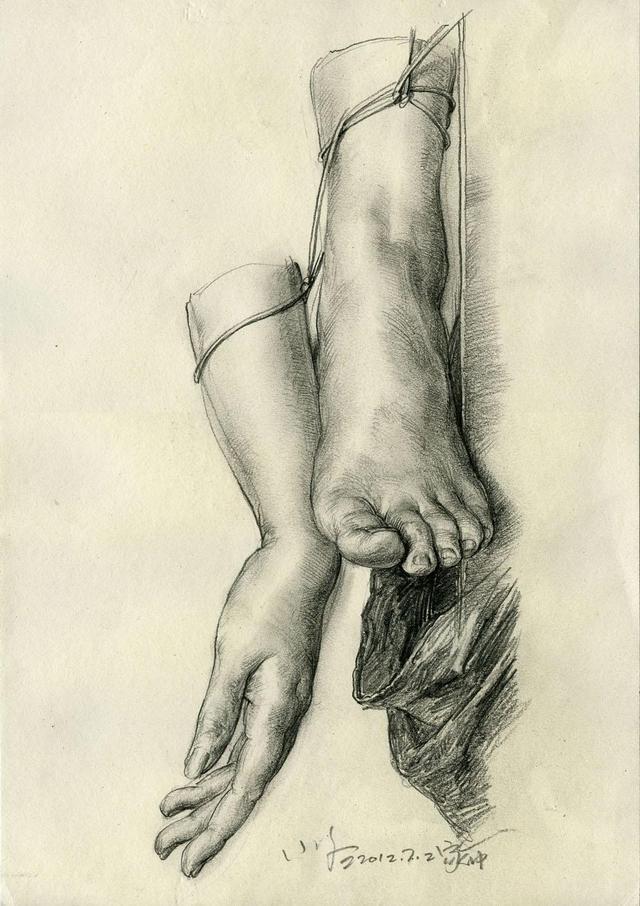 小央美美术:绘画基础知识教程,素描训练办法,这个特别图片