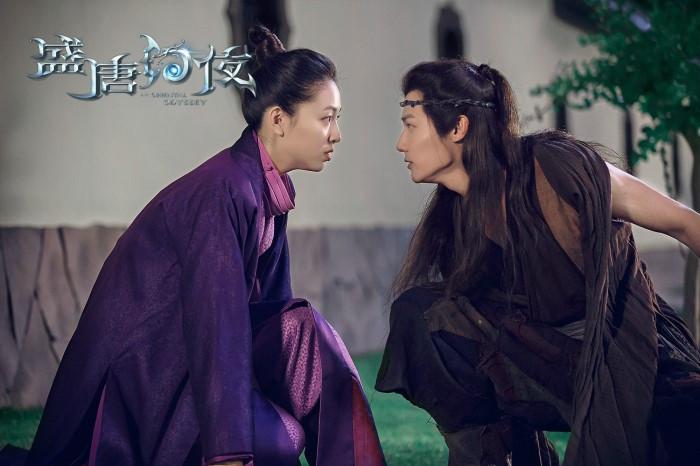 了,是由吴倩,郑业成,张雨剑等人领衔主演的,讲述了武则天时期,盛唐