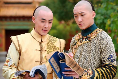 他是五阿哥永琪唯一的儿子,给皇帝当过伴读,因一错误受到重罚!