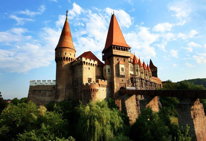 【旅游】欧洲十大最美城堡,仿佛置身于童话中!