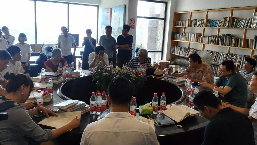 申伟光书法艺术展8月4日在北京上苑艺术馆开幕