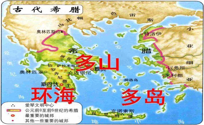 高中历史必修一 5.古代希腊民主政治 预习复习必备