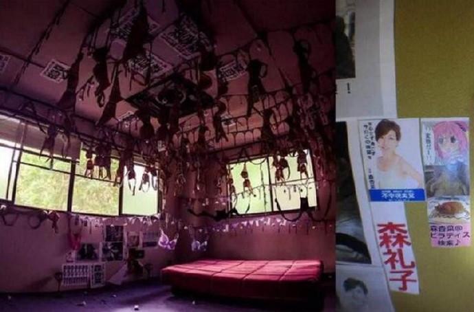 日本这座寺庙叫内衣神社:供奉的东西不是佛像,却让女人面红耳赤