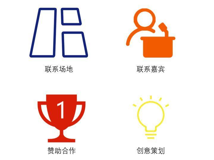 外联部的职责就是 与其他组织,学校,企业和事业单位或者个人的沟通图片