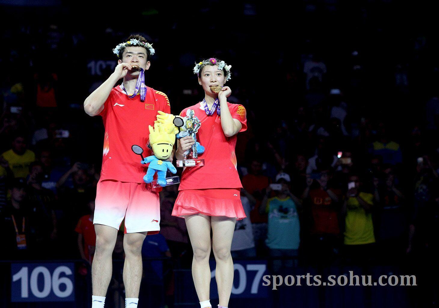 黄雅琼:看国旗升起激动落泪 赞妹妹是自己福星