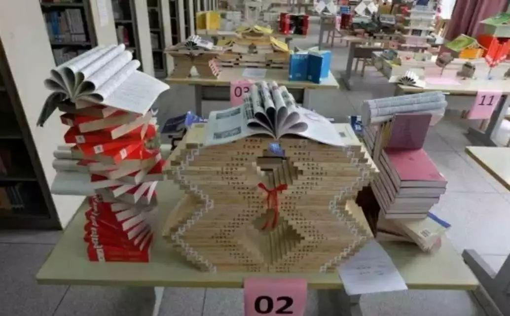"""石湾镇图书馆首届""""书之风景,由我造型""""活动开始啦!图片"""