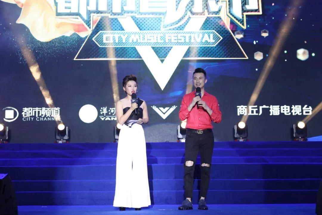 河南广播电视台都市频道主持人刘雯,王澄