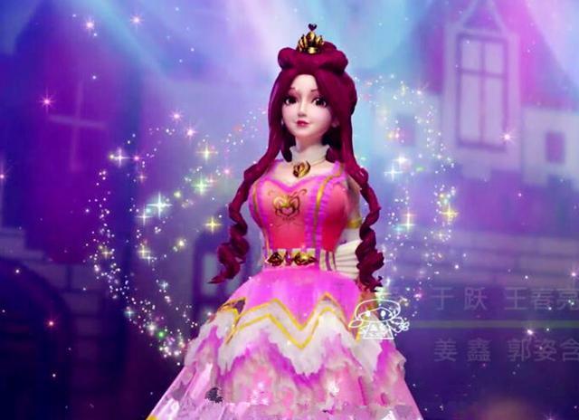 精灵梦叶罗丽第六季中的四件崭新短裙,亮彩最前卫,莫图片