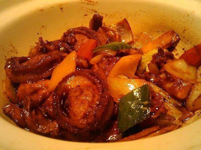海鲜和肉还可以做干锅,这么好吃的菜谱,不收藏实在