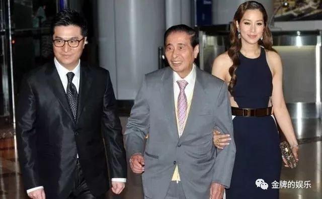 90岁香港首富李兆基迎来争产大战,两个儿子明争暗斗孩子成关键