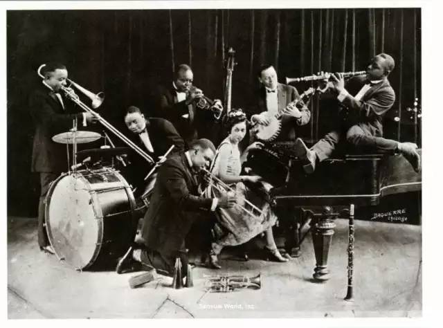 那些你该知道的爵士小知识:爵士乐的乐器文化