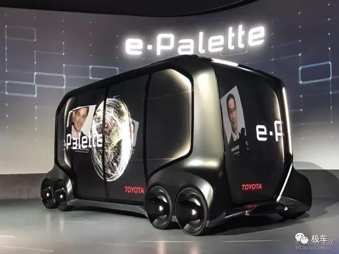 自动驾驶汽车运送选手,丰田助力东京奥运会!