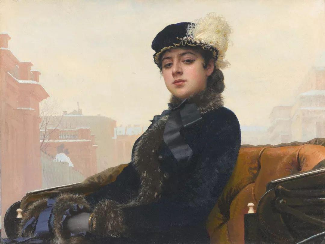 盘点丨全世界最著名的十幅肖像画