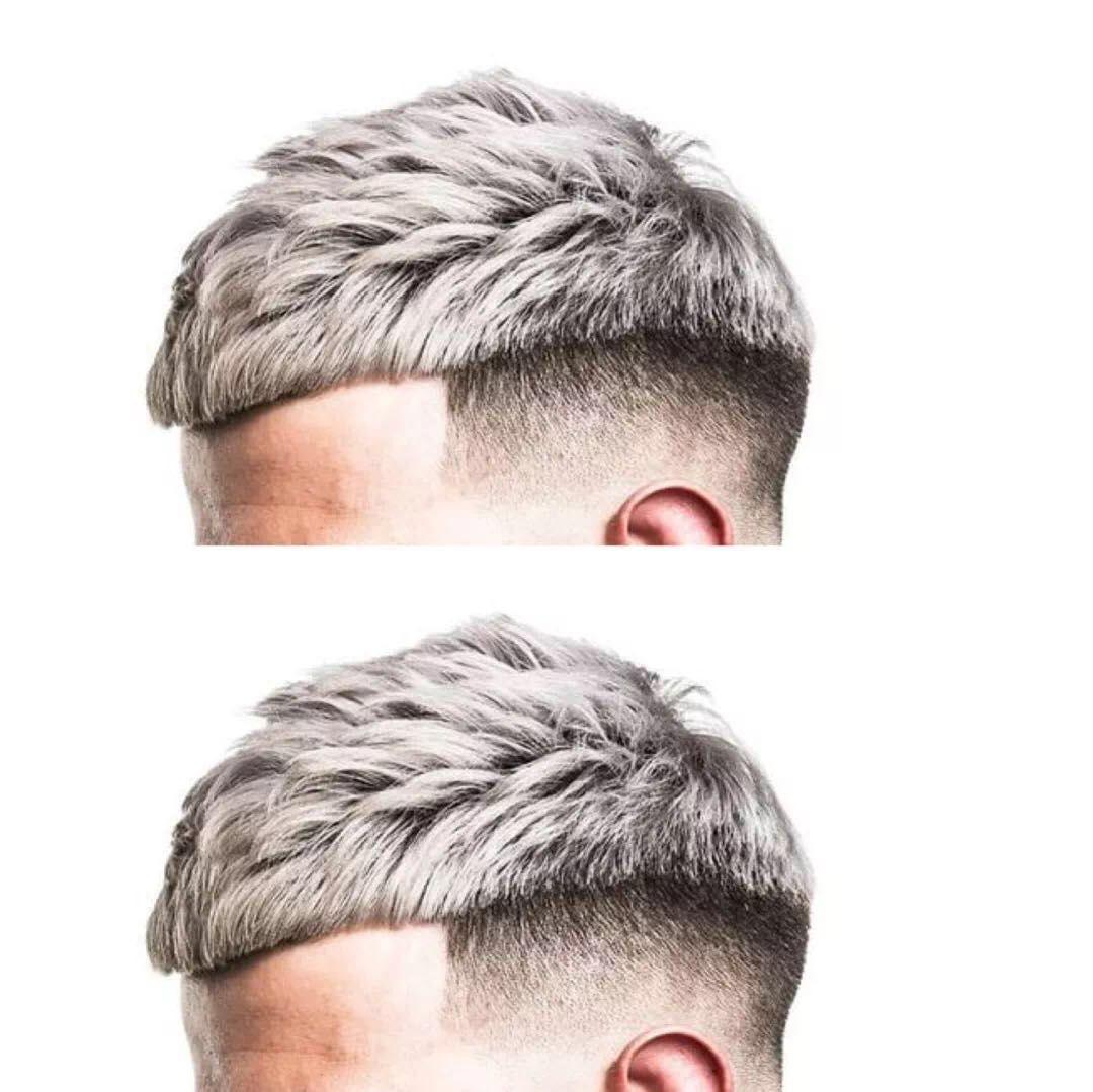 """男生""""盖盖头""""发型精选图片"""