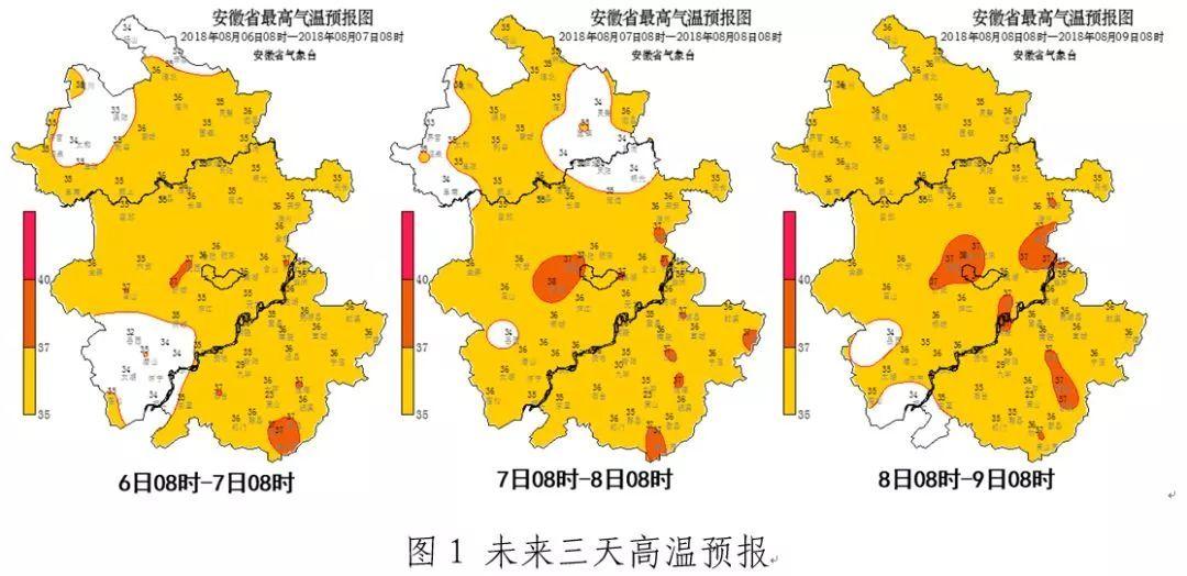 省气象台发布高温黄色预警 未来几天天气状况如何