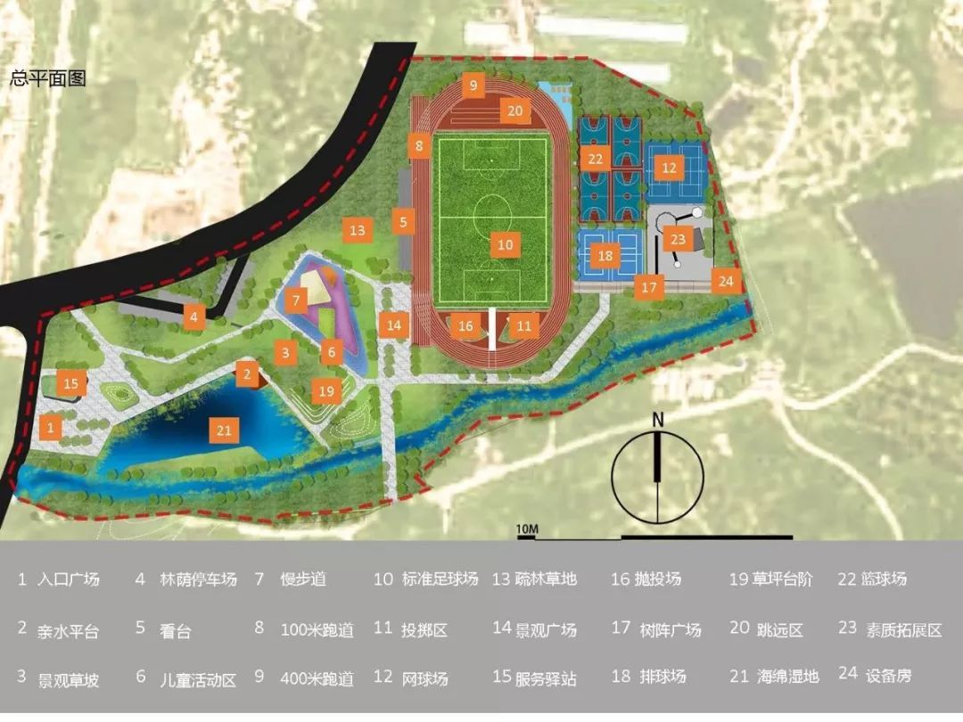 珠海帝禾广场平面图