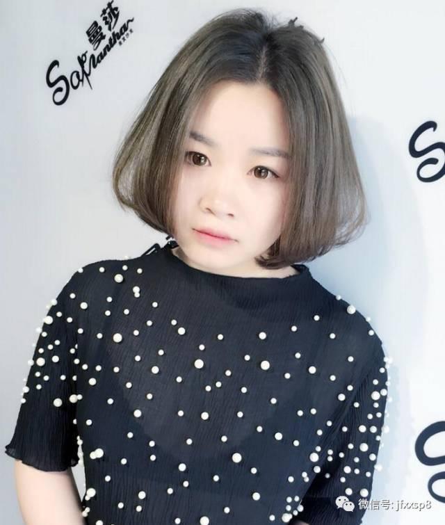 """今年内扣短发最""""火""""图片"""
