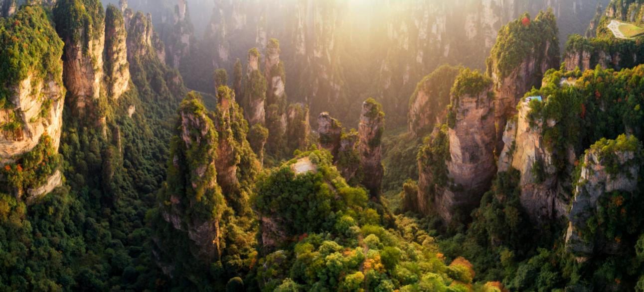 最受国外游客欢迎的世界自然遗产!韩国游客一年来四回!