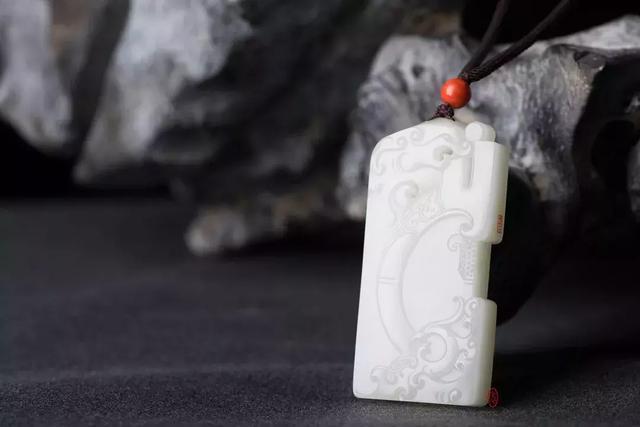 雅石丨经传统文化加持的玉雕原来长这样