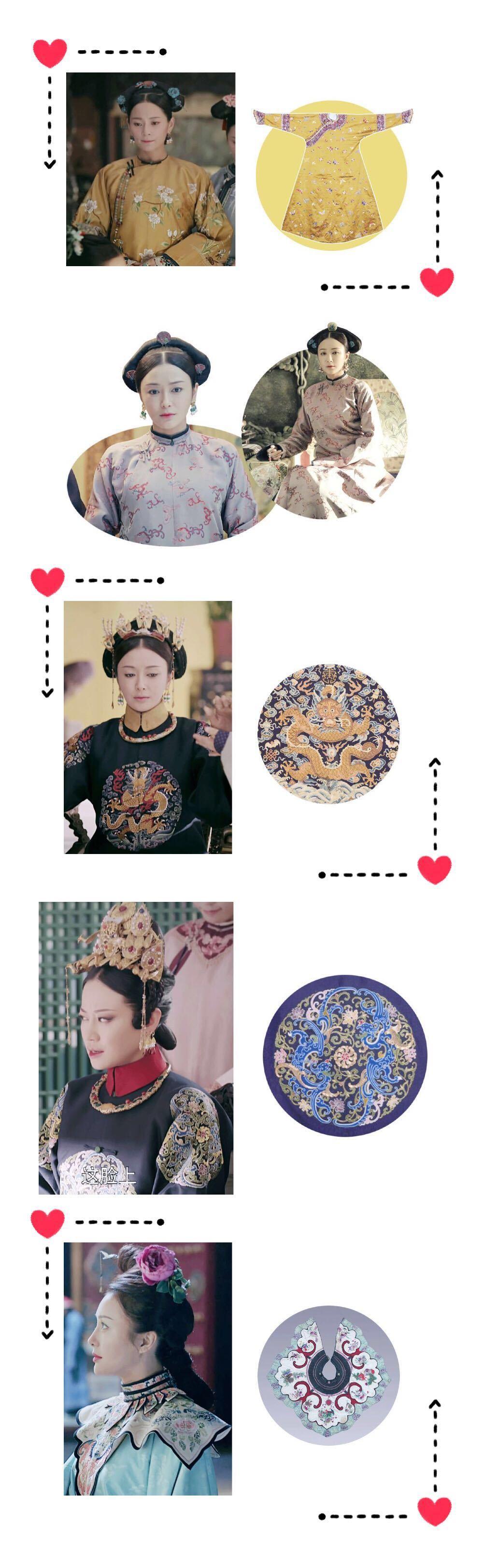 热点丨《延禧攻略》 一本清朝时尚手册