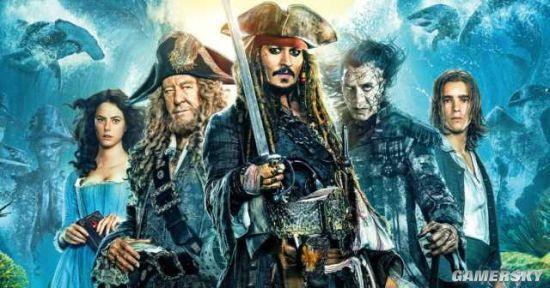 《加勒比海盗6》复活!2021年上映 德普或退出系列