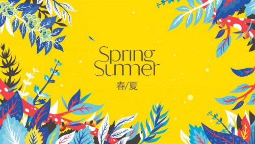 张艺兴携手伽蓝新品牌春夏 守护肌肤最美状态