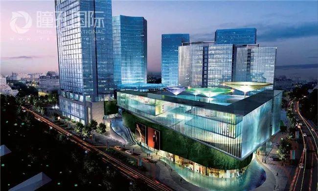 商务部发布2018年第二季度中国购物中心发展指数报告与中国便利店景气指数