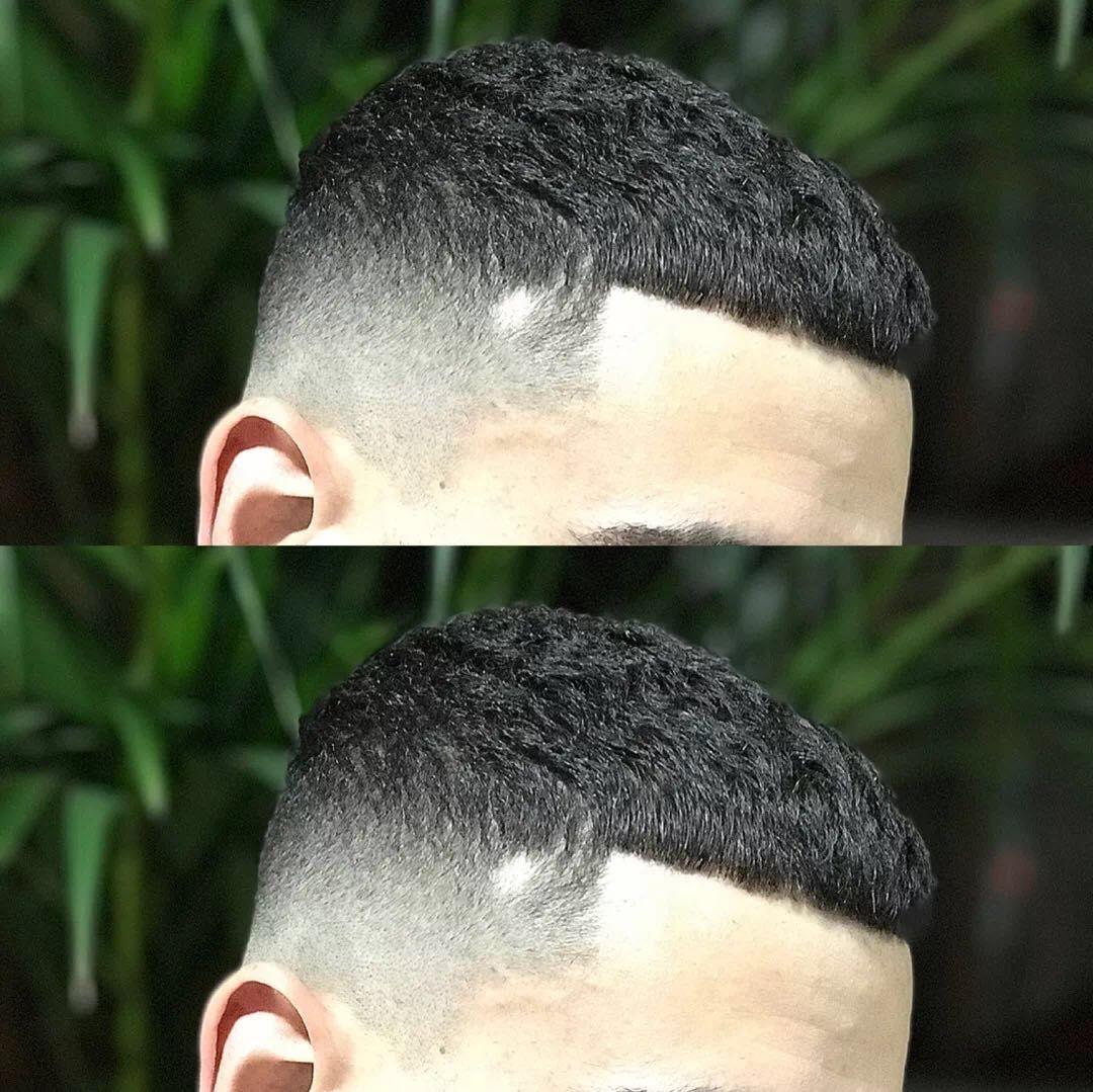 男生 盖盖头 发型精选图片
