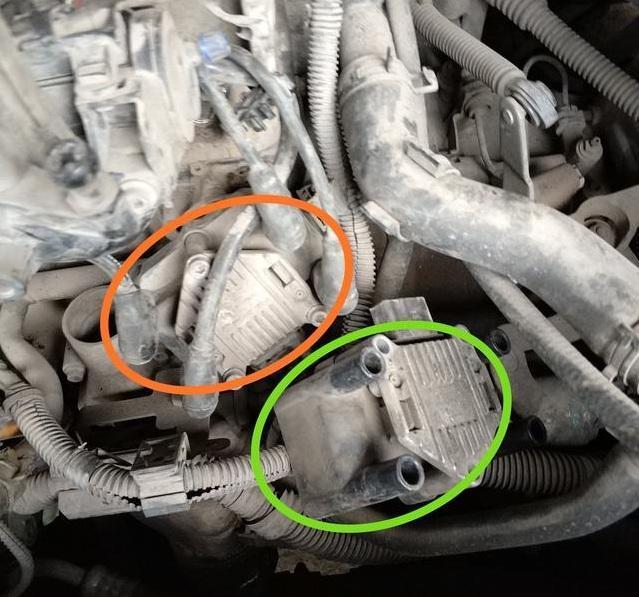 8年8万多公里的奔腾b50发动机抖动,车主:发动机该拆下